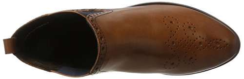 Cognac bottines marron Ant com TOZZI femmes 25027 MARCO premio chelsea 372 6fO4fq