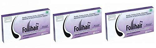 Follihair New Tablets (Tablets Count: 30)