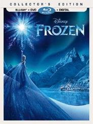 Frozen (Exclusive O-Sleeve) [Blu-ray + DVD + Digital]