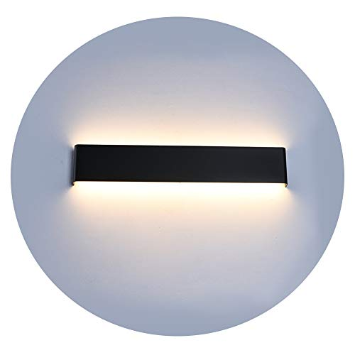 Ralbay 20W LED Wall Sconce Lighting 24 inch Warm White 2700~3200K Vanity -