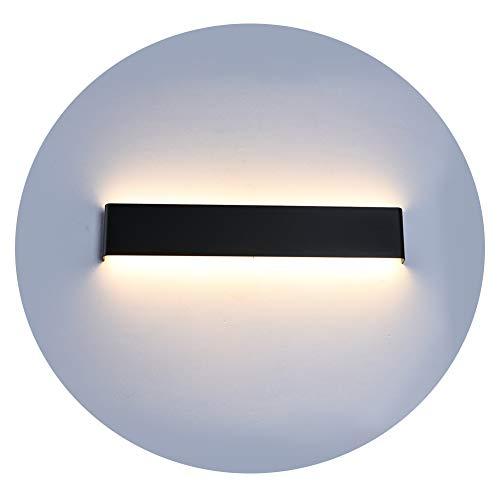 Ralbay 20W LED Wall Sconce Lighting 24 inch Warm White 2700~3200K Vanity - Vanity Mirrors Bathroom Oval Lighting