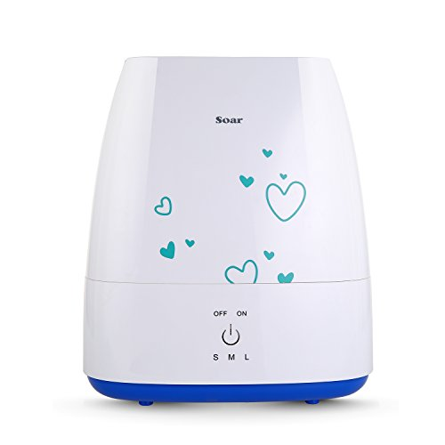Soar 2-in-1 Essential Oil Diffuser and Air Humidifier 3 Lite