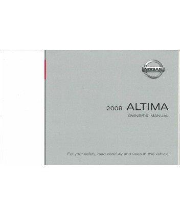 amazon com 2008 nissan altima hybrid owners manual user guide rh amazon com Nissan Altima Coupe Nissan Altima Warning Lights