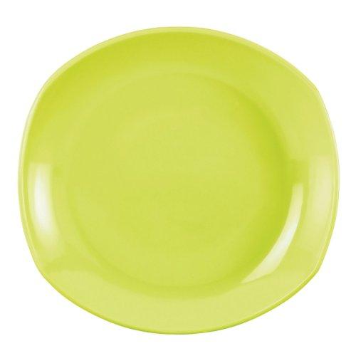 Dansk Classic Fjord Dinner Plate, Apple Green