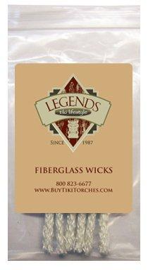 Replacement Fiberglass Wicks Round Diameter