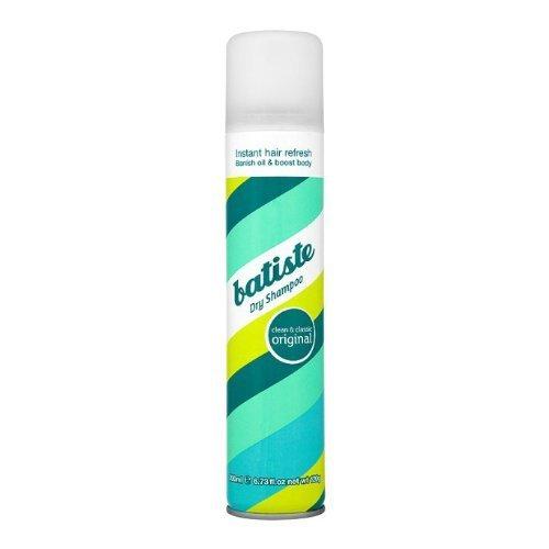 "Batiste Dry Shampoo Original Clean & Classic 6.73 fl oz ""New"