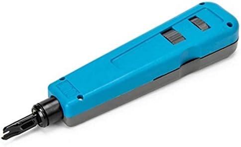 ワイヤーカッターパッチパネルワイヤー工具、ケーブルモジュールに適しています。ワイヤータイプのストリップ、耐久性のある合理的な設計労働力の速い省力 小さなハードウェアツール