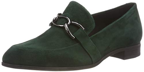 Mocasines Frances 54 Green Vagabond Mujer Verde para Bottle F8ng7q