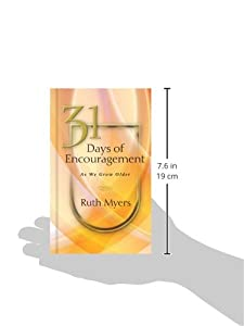 31 Days of Encouragement as We Grow Older (NavPress Devotional Readers) from NavPress