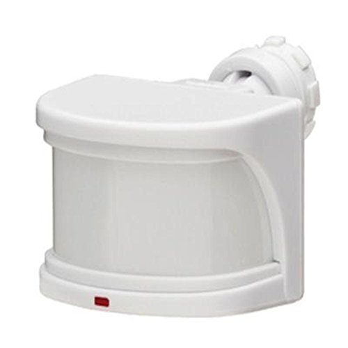 Defiant 270 Degree White Replacement Outdoor Motion Sensor - 270 Degree Motion Detector