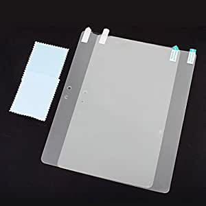 Piaopiao 2 Pcs LCD HD Screen Protector for Samsung Galaxy NOTE 10.1 N8000