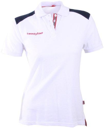 Norge In Deportivas Para Farben Twentyfour Mujer Freizeitshirt Polo Norwegen Camiseta Blanco camisa 5qC1HC