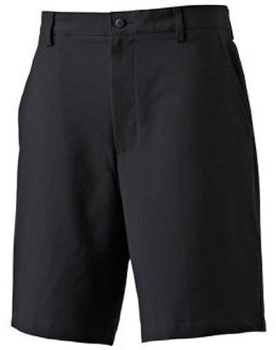 メンズFootjoyパフォーマンスゴルフショーツ B007N8H1HM 32|ブラック ブラック 32