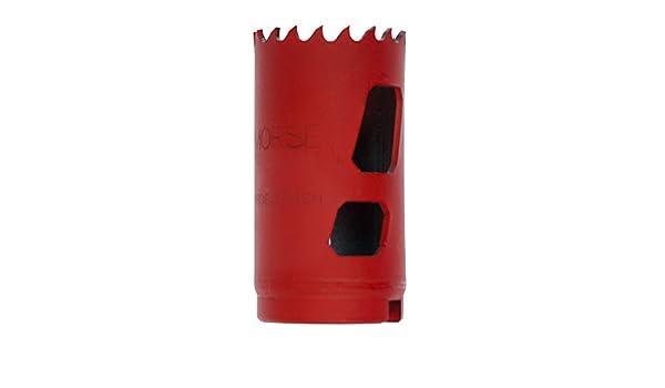 25-Pack 1-1//8 Diameter MK Morse MHS18B25 Bi-Metal Hole Saw 1-1//8 Diameter
