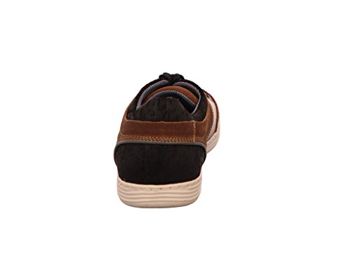 Bullboxer Men's 499-k2-6025a-cobk Trainers Brown Wc6H9A