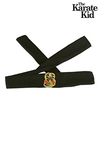 Cobra Costumes Kai Skeleton (Karate Kid Cobra Kai Headband - ST)