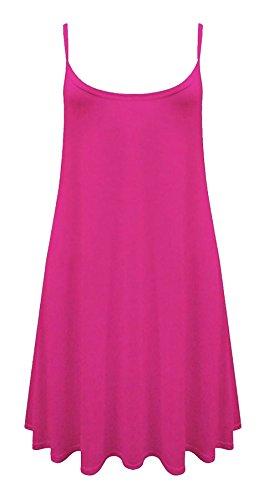 sin 21fashion Un Camiseta rosa de o cereza de mangas tirantes tama para mujer wftfqU