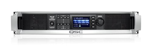 QSC PLD4.2 Multi-Channel System Processing (Dsp Amplifier)