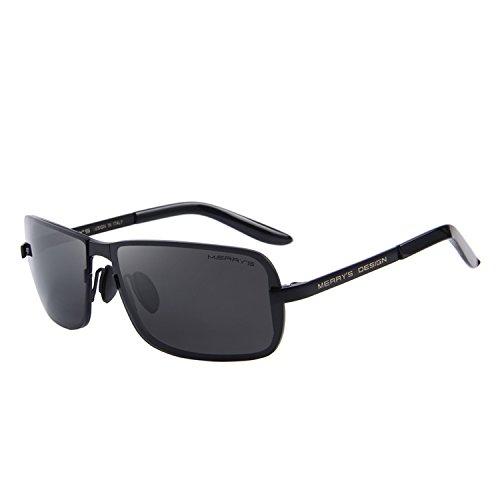 Sunglasses Men Pilot Sun Glasses Green Color Brand Design - 4