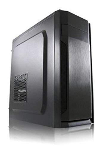 LC-Power 7036B Midi-Tower Negro - Caja de Ordenador (Midi-Tower, PC, Metal, De plástico, Negro, ATX,Micro ATX,Mini-ITX, 14,5 cm): Amazon.es: Informática
