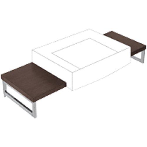 Vanity 550 Cabinet - V&B Pure Basic, Shelf, 550/615 x 427 mm