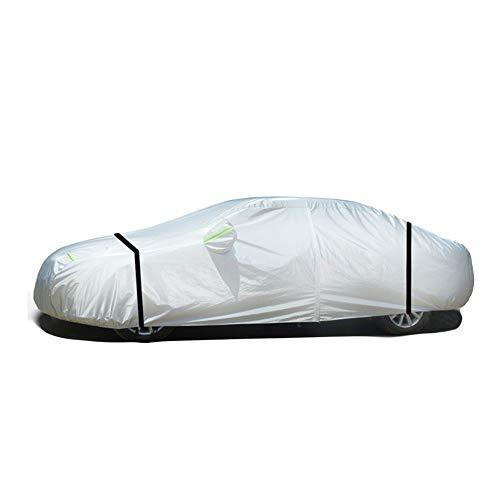 - LIANGLIANG-fang shai wang Sedan Car Cover Shade Sunscreen Scratch Prevention Waterproof Anti-UV, 19 Sizes, Customizable (Color : Silver, Size : 4.75x1.8x1.5m)