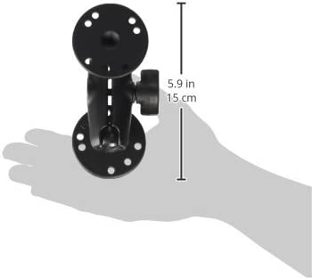 Amps Hole Pattern RAM MOUNTS /& Mounting Hardware for Garmin Fishfinders /& Gpsmap Devices RAM-B-101-G2U 1 Diameter Ball Mount with 2//2.5 Round Bases