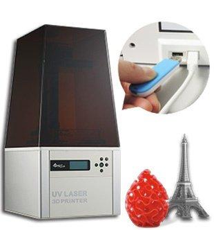 Impresora 3D SLA XYZ Printing modelo Nobel 1,0: Amazon.es: Amazon.es