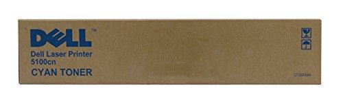 Dell GG579 OEM Toner - 5100CN Cyan Toner (OEM# 310-5810) (8000 Yield) OEM - Dell 5100cn Cyan Toner