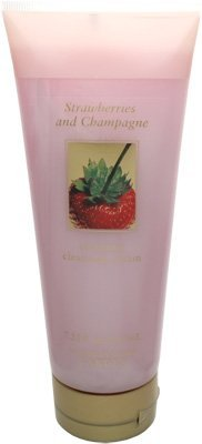 Victoria's Secret Garden Strawberries and Champagne 7.25 Sensuous Cleansing Cream ()