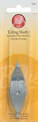 Metal Shuttles (Metal Tatting Shuttle-1/Pkg)