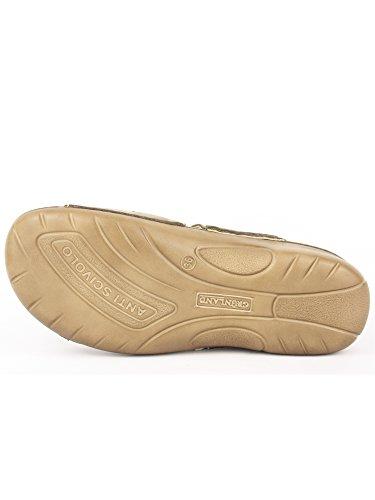Taupe Sandalo Laba Nubuk Se0055 Grunland qZIHwBxT