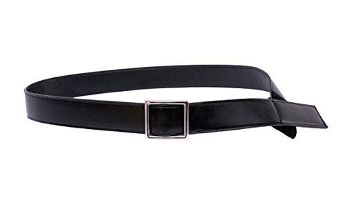 Adult Myself Belt- The Easier Belt with One Handed Closure Leather (Handed Belt)