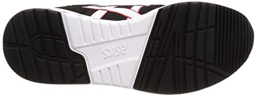 Black Gel Sou White Nero Uomo saga bianco Asics Sneaker 0x147fx