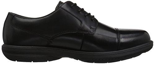 outlet for cheap discount nicekicks Nunn Bush Men's Maretto Cap Toe Oxford Kore Slip-Resistant Dress Casual Lace-Up Black kCDRHodI