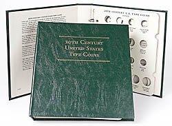 Littleton 20th Century U.S. Type Coins Album LCA53