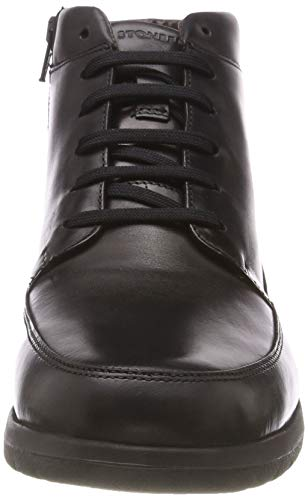 Oxford Calf Zapatos Space nero De Outdry Hombre Cordones Stonefly Man Idro Negro 3 Para 000 AfzIxYq