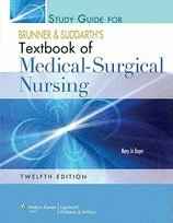 Brunner & Txbk of Med -Std Guide (12th, 10) by Smeltzer, Suzanne C [Paperback (2009)] ebook