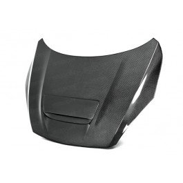 Seibon OE-Style Carbon Fiber Hood for 2010-2012 Mazdaspeed ()