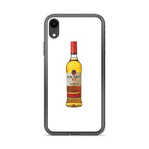 iPhone XR Pure Clear Case Cases Cover Bacardi 151 ()