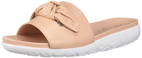 Aerosoles Women's Manicure Sandal, LT Pink Leather, 7.5 M - Aerosoles Pink Sandals