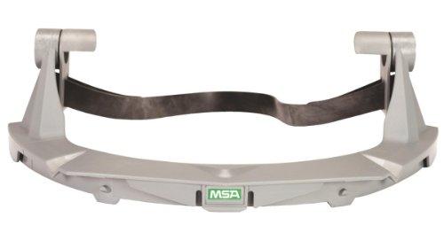 Faceshield Frame, Gray, For MSA Full - Frames Online Face