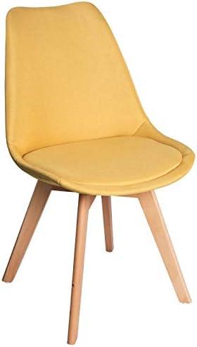 chaises scandinaves couleurs amazon