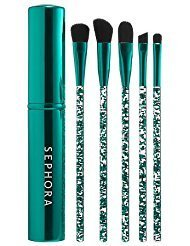 Look Color in the Eye Brush Capsule Sephora Collection Teal Blue - Collection Capsule