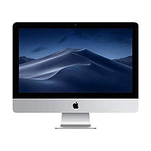 Apple iMac (21.5-inch, 2.3GHz dual-core Intel Core i5, 8GB RAM, 1TB Fusion Drive) - Silver (Previous Model)