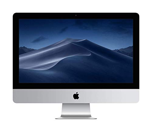 New Apple iMac (21.5-inch Retina 4k display, 3.6GHz quad-core 8th-generation Intel Core i3 processor, 1TB) (Apple Refurbished Imac)