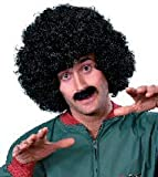 Scouser Set with Black Wig and Tash