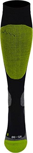 Und 2 Stützkniestrümpfe Damen Für Sport Mit grün Baumwolle Gesundheits - Paar Herren