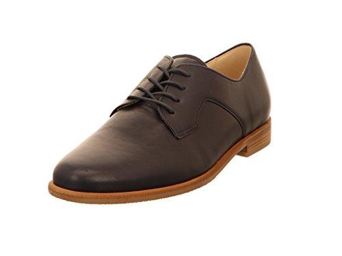 Gabor Troost 82455-36 Florence-damesschoenen Sneaker, Blauw, Hoogte Van De Hak: 15 Mm Donkerblauw