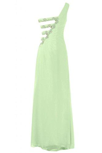 Gowns elegante Pageant l'autunno Vestito Sunvary Salvia One da a sera lungo per 8aqFS0d